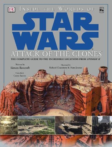 "9780751365160: Inside the Worlds of ""Star Wars - Attack of the Clones"""