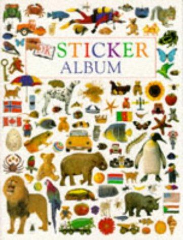 9780751365320: Dorling Kindersley Sticker Collector's Album (Stickers)