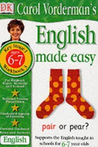 9780751366570: English Made Easy: Age 6-7 Bk.3 (Carol Vorderman's Maths Made Easy)