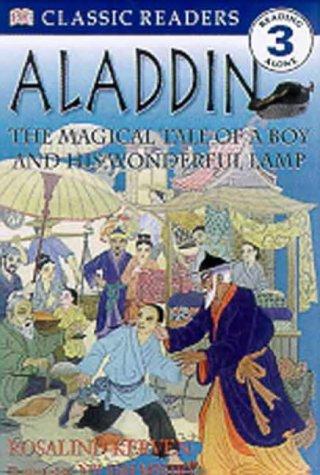 9780751367256: Kerven, R: Aladdin (DK Readers Level 3)
