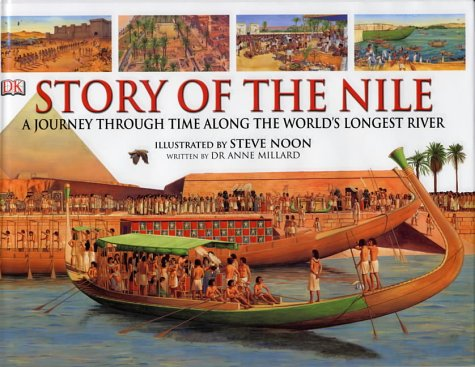 9780751368277: The Story of the Nile