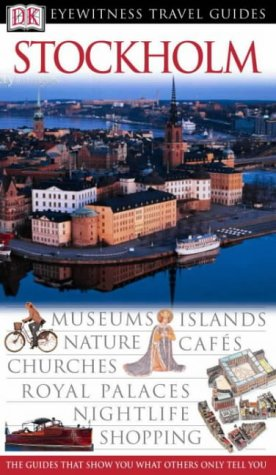 9780751368659: Stockholm (Eyewitness Travel Guides)
