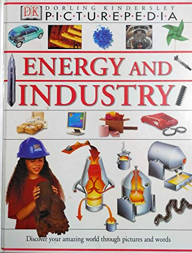 9780751369151: Picturepedia (revised):16 Energy & Industry
