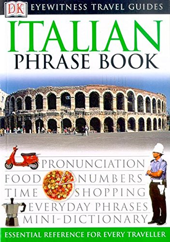 9780751369878: Italian Phrase Book
