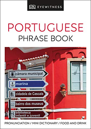 9780751369885: Portuguese Phrase Book (Eyewitness Travel Guides Phrase Books)