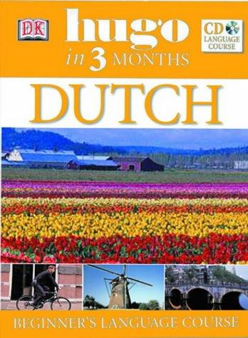 9780751369939: Dutch in 3 Months: Beginner's CD Language Course (Hugo in 3 Months CD Language Course)