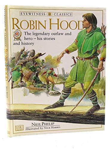 9780751370690: Robin Hood (Eyewitness Classics)