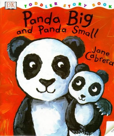 9780751370799: Panda Big Panda Small (Toddler Story Books)
