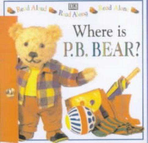 9780751370935: Where is Pyjama Bedtime Bear? (PB Bear & Friends)
