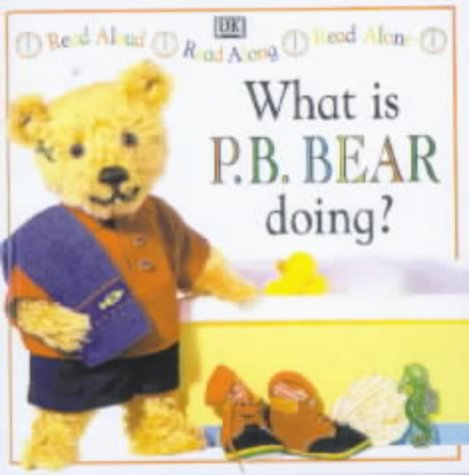 What is P.B. Bear Doing?