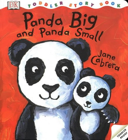 9780751371833: Panda Big Panda Small (Toddler Story Books)