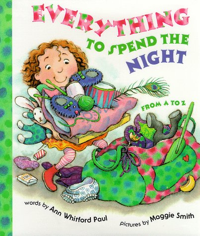 9780751371987: Everything to Spend the Night from A-Z
