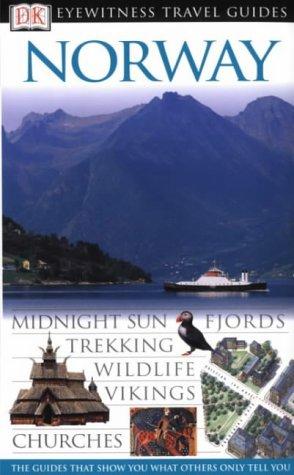 9780751372731: Norway (DK Eyewitness Travel Guide)