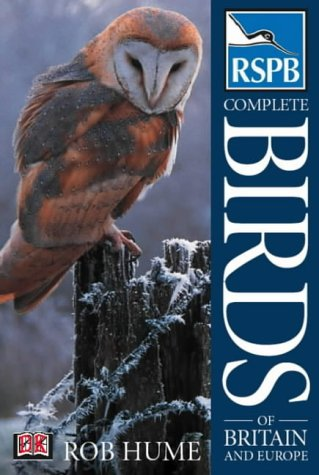 9780751373547: RSPB Complete Birds of Britain & Europe