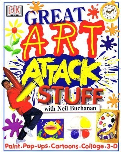9780751373776: Great Art Attack Stuff