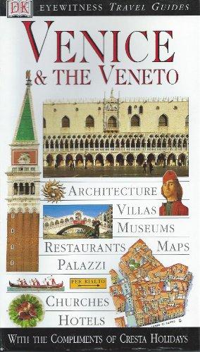 9780751390797: Dk Eyewitness Travel Guide to Venice