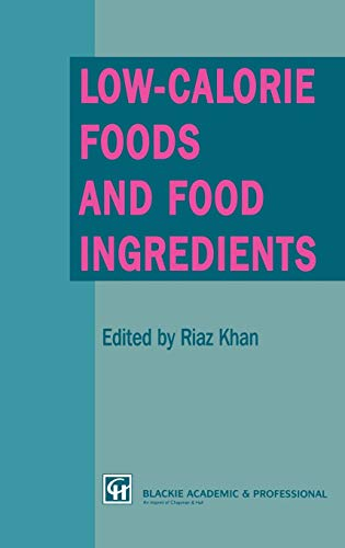 Low Calorie Foods Food Ingredients: R. Khan