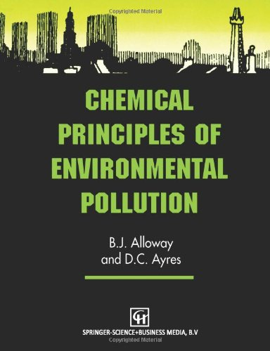 9780751400137: Chemical Principles of Environmental Pollution