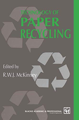 9780751400175: Technology of Paper Recycling