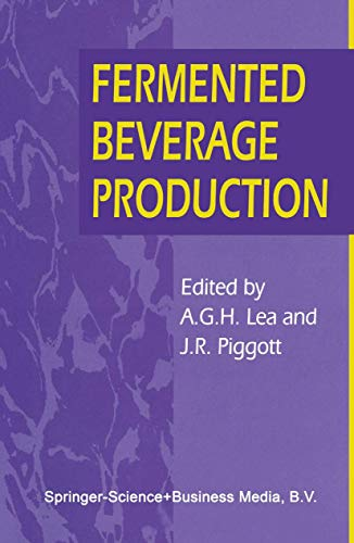 9780751400274: Fermented Beverage Production