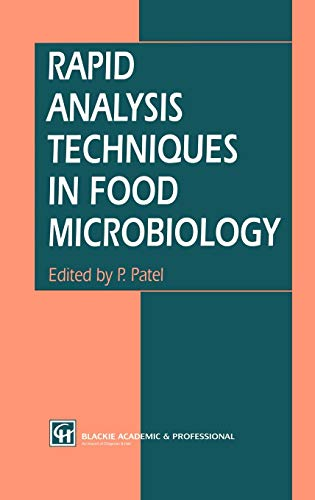 9780751400304: Rapid Analysis Techniques in Food Microbiology