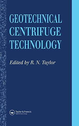 9780751400328: Geotechnical Centrifuge Technology