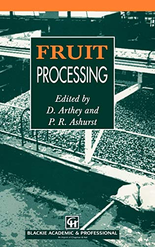 9780751400397: Fruit Processing