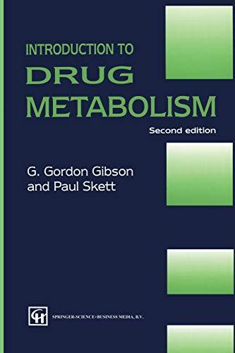 9780751400427: Introduction to Drug Metabolism