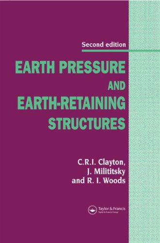 9780751400670: Earth Pressure and Earth-Retaining Structures, Second Edition