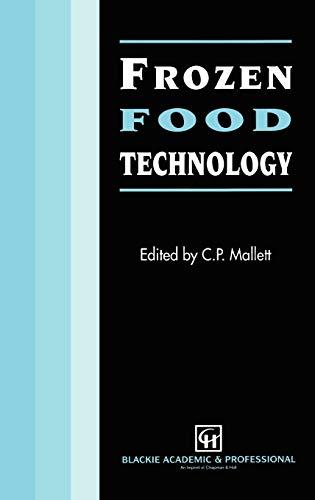 9780751400724: Frozen Food Technology