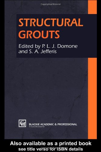 9780751400977: Structural Grouts
