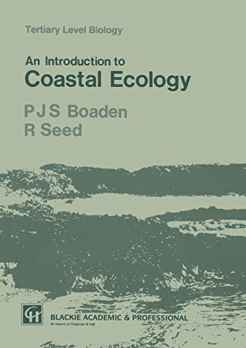 9780751401097: An Introduction to Coastal Ecology (Tertiary Level Biology)