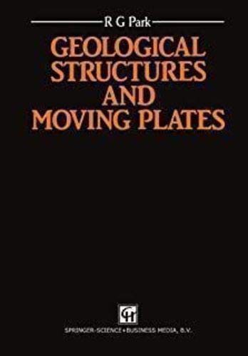 9780751401431: Geological Structures and Moving Plates