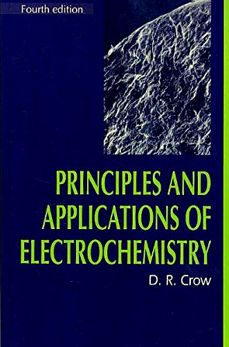 9780751401684: Principles and applications of electrochemistry