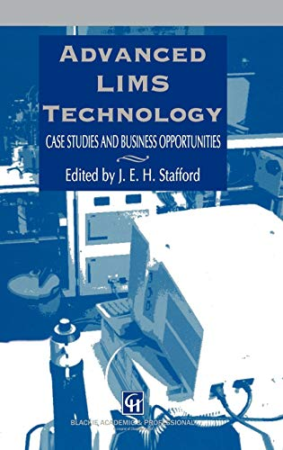 9780751401899: Advanced LIMS Technology: Case Studies and Business Opportunities