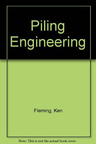 9780751401943: Piling Engineering