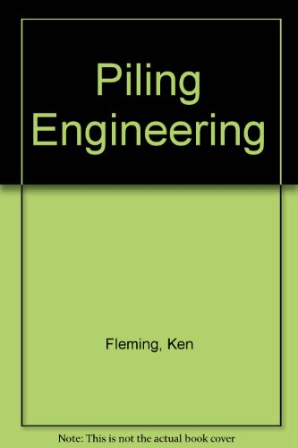 9780751401943: Piling Engineering