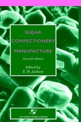 9780751401974: Sugar confectionery manufacture