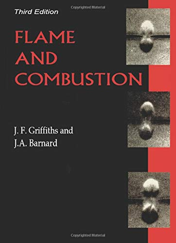 9780751401998: Flame and Combustion. Third Edition