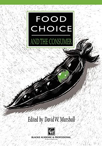 9780751402346: Food Choice and the Consumer