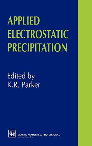 9780751402667: Applied Electrostatic Precipitation