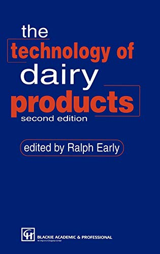 Technology of Dairy Products: Ralph Early