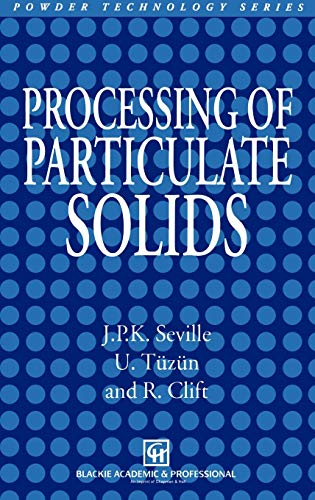 9780751403763: Processing of Particulate Solids
