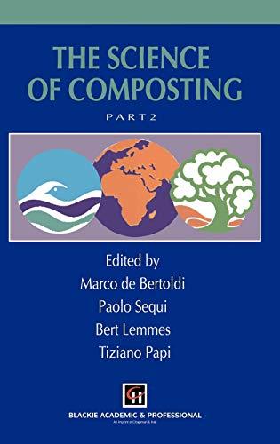 The Science of Composting de Bertoldi, Marco