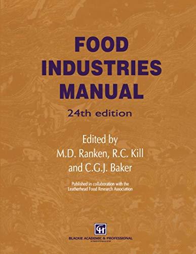 9780751404043: Food Industries Manual