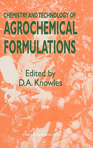 9780751404432: Chemistry and Technology of Agrochemical Formulations