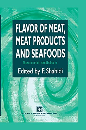 9780751404845: Flavor of Meat, Meat Products and Seafood