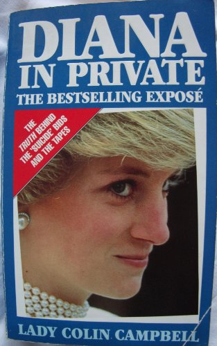 9780751500837: Diana in Private: The Princess Nobody Knows
