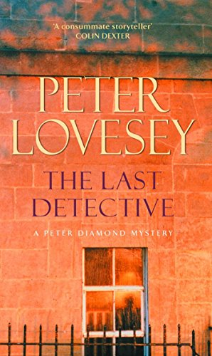 The Last Detective: 1 (Peter Diamond Mystery, Band 1)