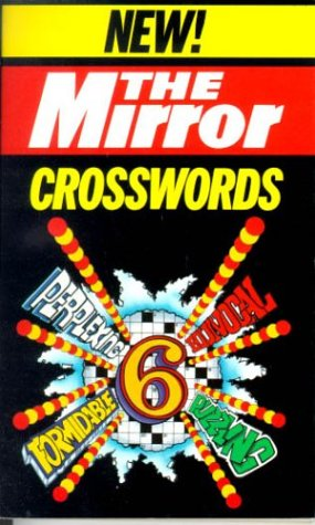 9780751502596: New Mirror Crossword Vol 6: No. 6